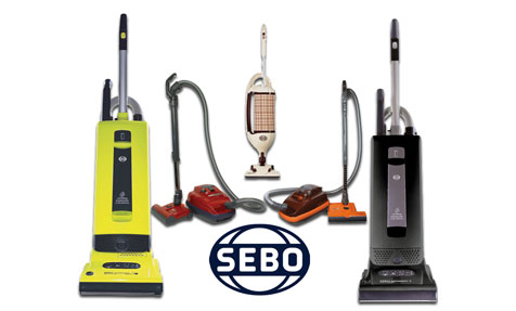Image result for Sebo vacuum