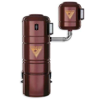 Cyclo Vac Central Vacuum 7515 Datasync