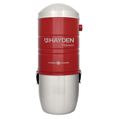 Hayden AHAYDEN2A Titanium Hybrid Power Unit